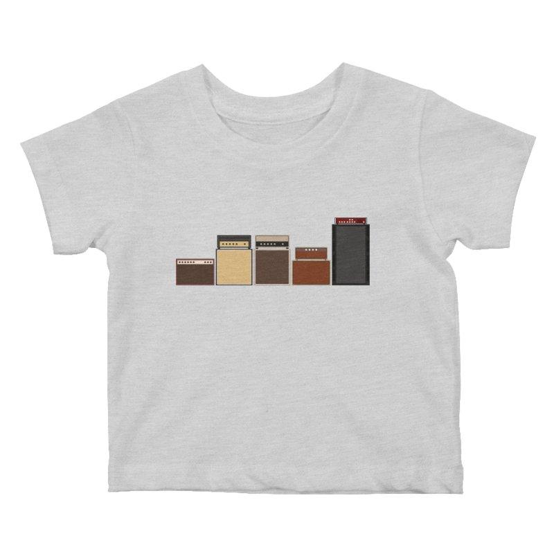 Kuassa Amplifikation Kids Baby T-Shirt by Kuassa Shop