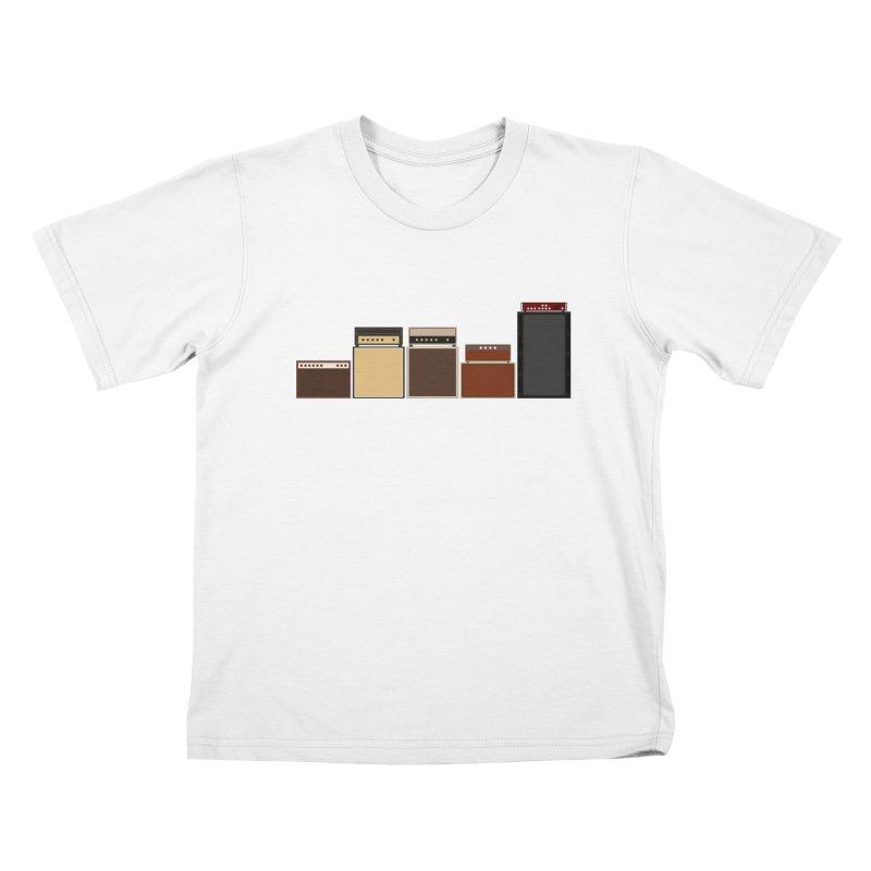 Kuassa Amplifikation Kids T-Shirt by Kuassa Shop