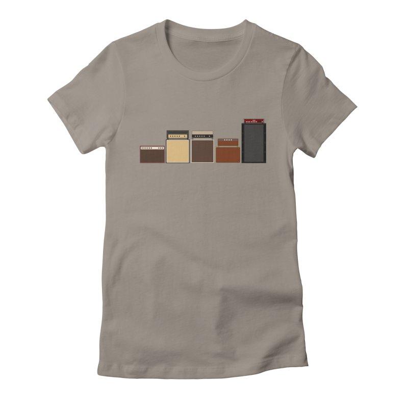 Kuassa Amplifikation Women's T-Shirt by Kuassa Shop