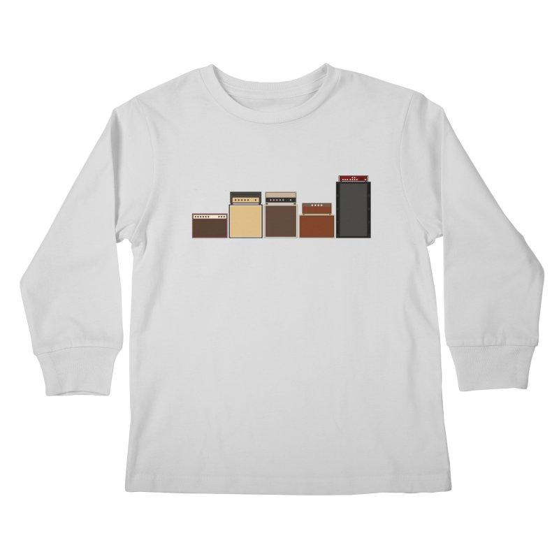 Kuassa Amplifikation Kids Longsleeve T-Shirt by Kuassa Shop