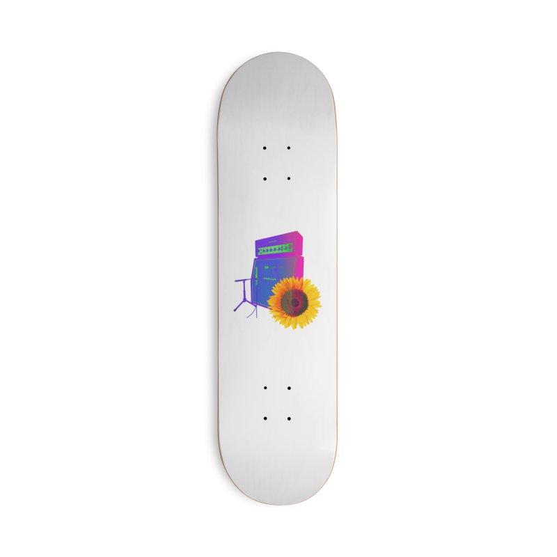 Sunflower Caliburn Accessories Skateboard by Kuassa Shop