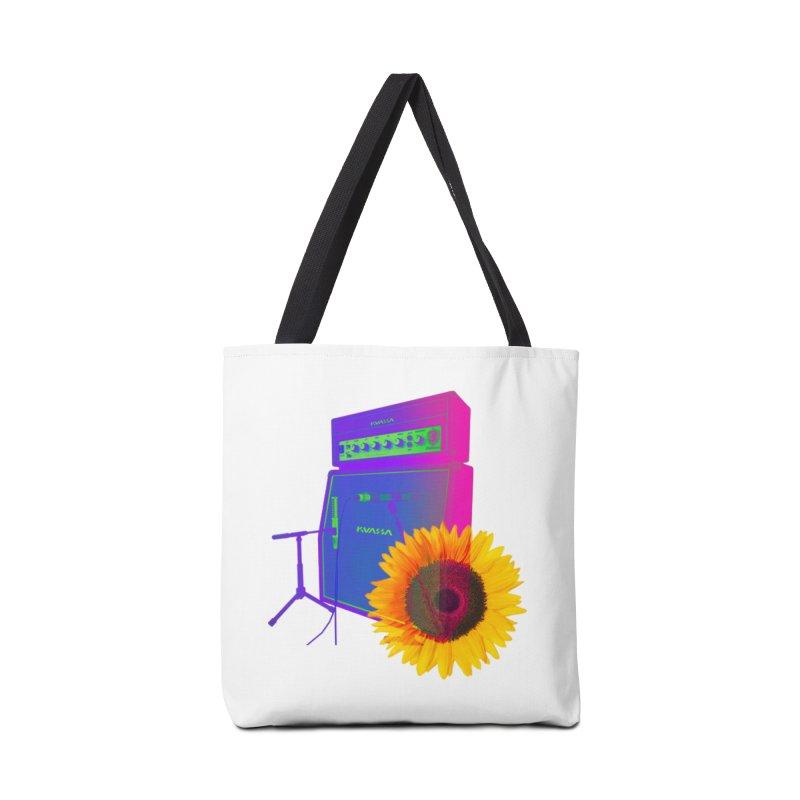 Sunflower Caliburn Accessories Bag by Kuassa Shop