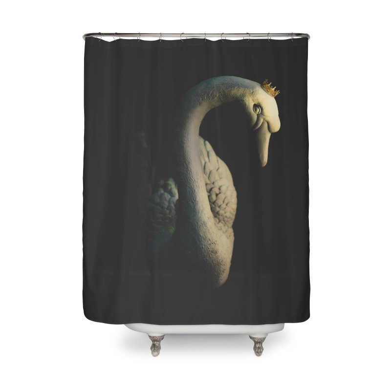 King Goose !!! Home Shower Curtain by KUI1981