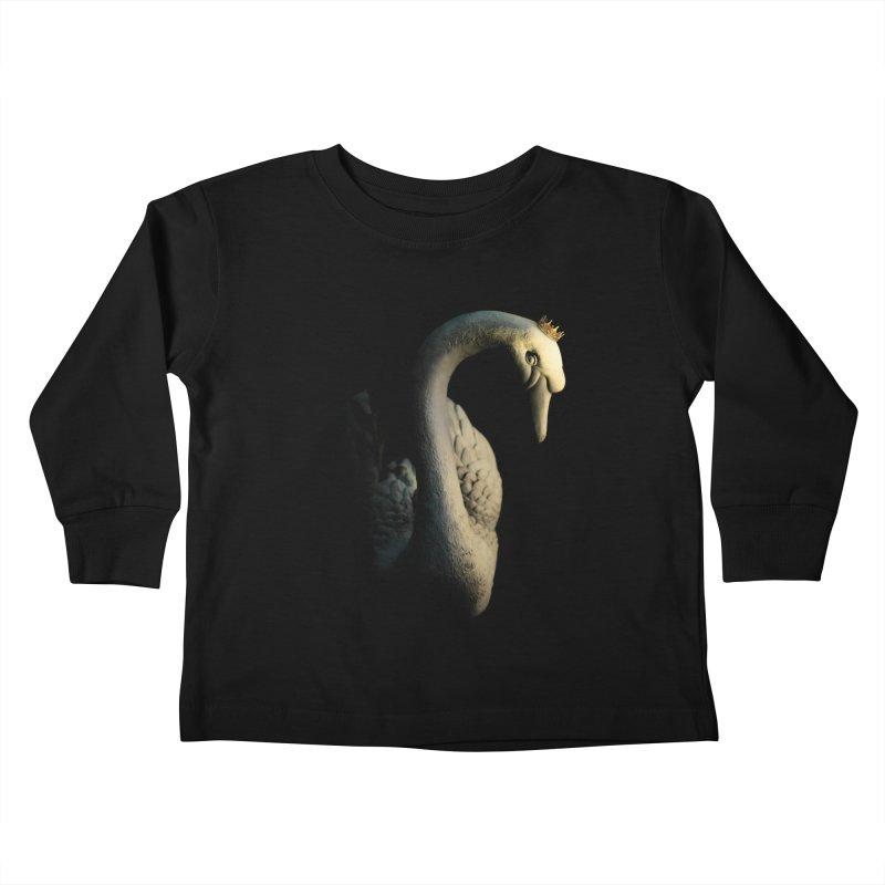King Goose !!! Kids Toddler Longsleeve T-Shirt by KUI1981