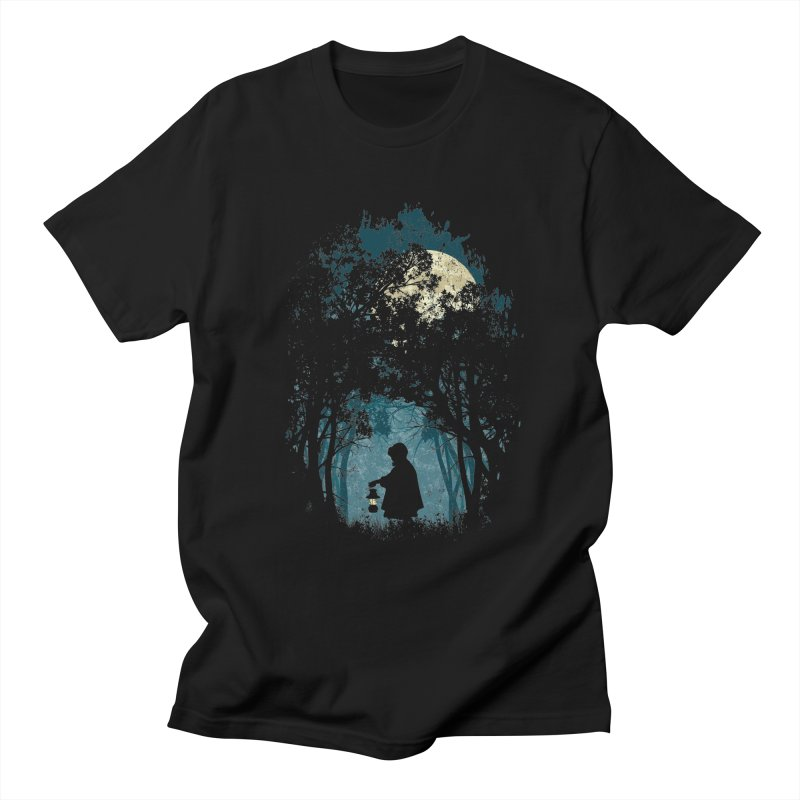 Hiking Men's T-shirt by KUI1981