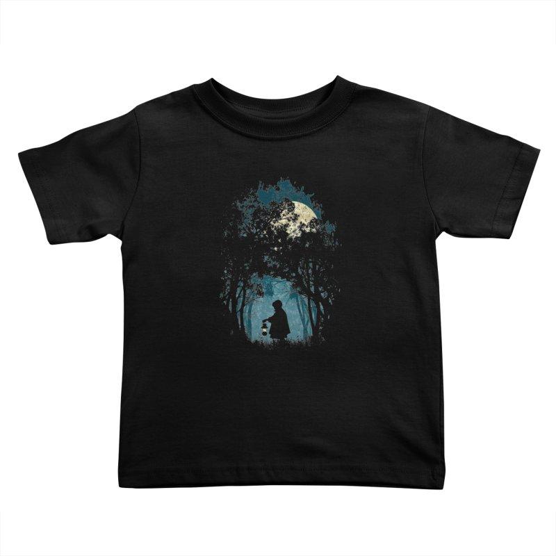 Hiking Kids Toddler T-Shirt by KUI1981