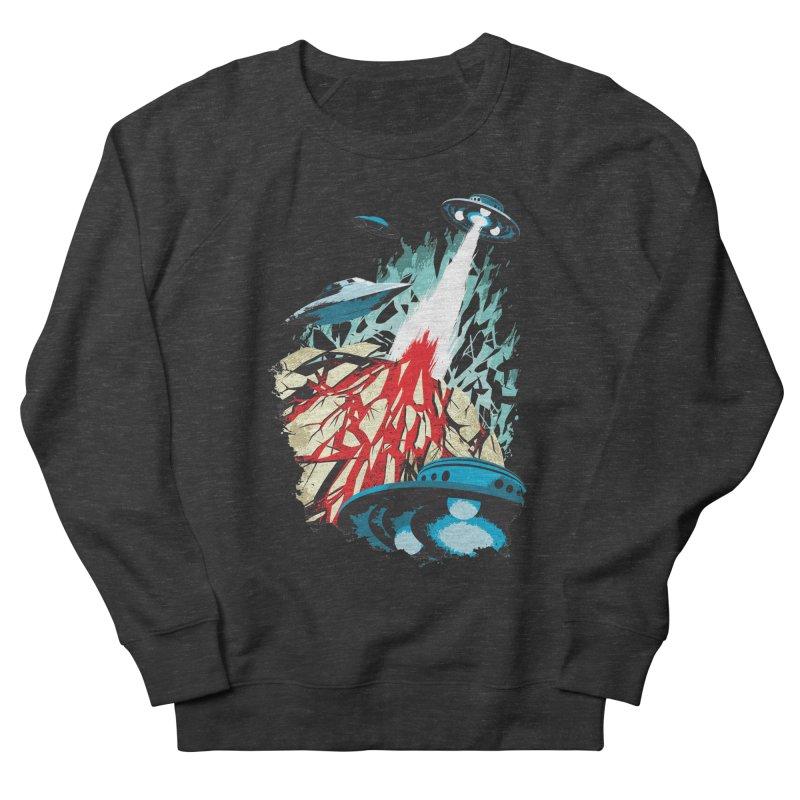Alien Gangster Men's Sweatshirt by KUI1981