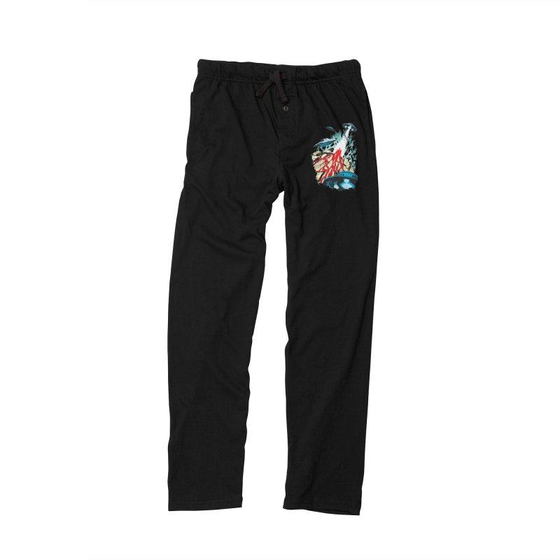 Alien Gangster Men's Lounge Pants by KUI1981