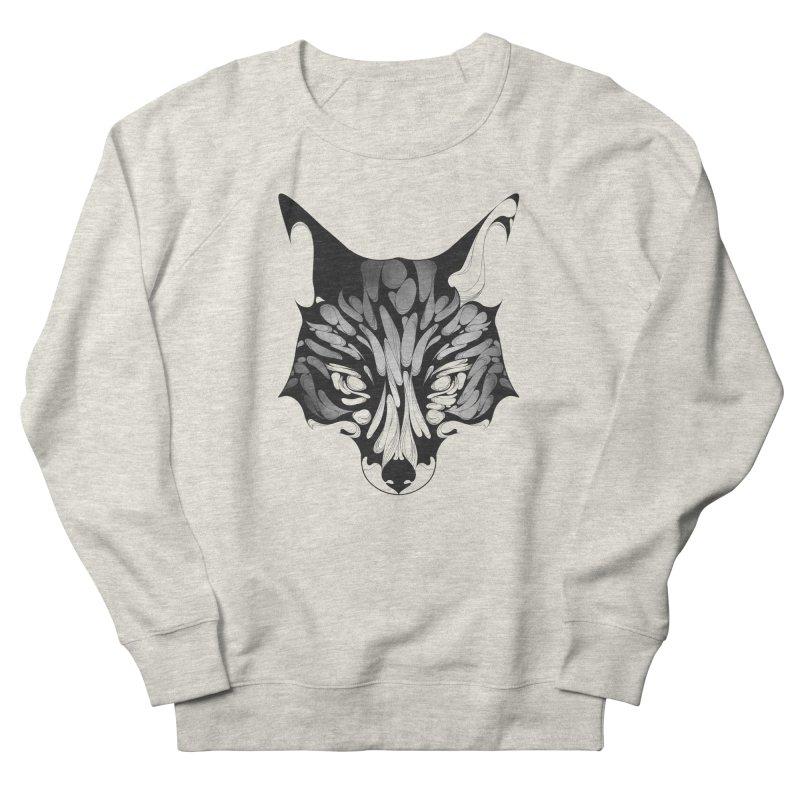 Fox Men's Sweatshirt by KUI1981