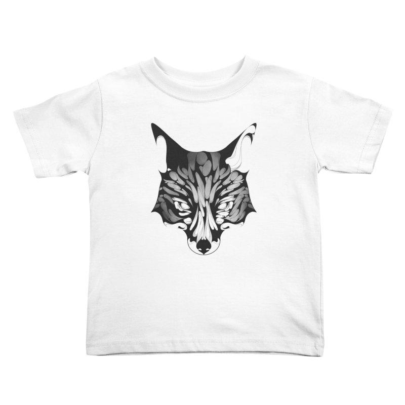 Fox Kids Toddler T-Shirt by KUI1981