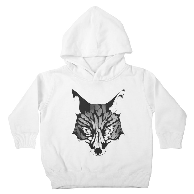 Fox Kids Toddler Pullover Hoody by KUI1981