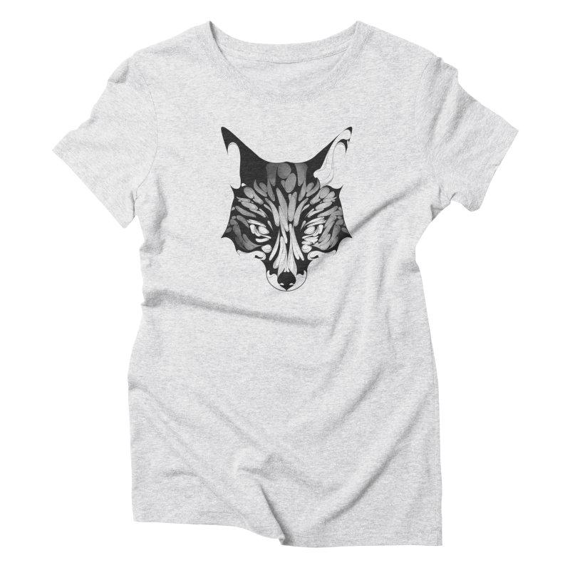 Fox Women's T-Shirt by KUI1981
