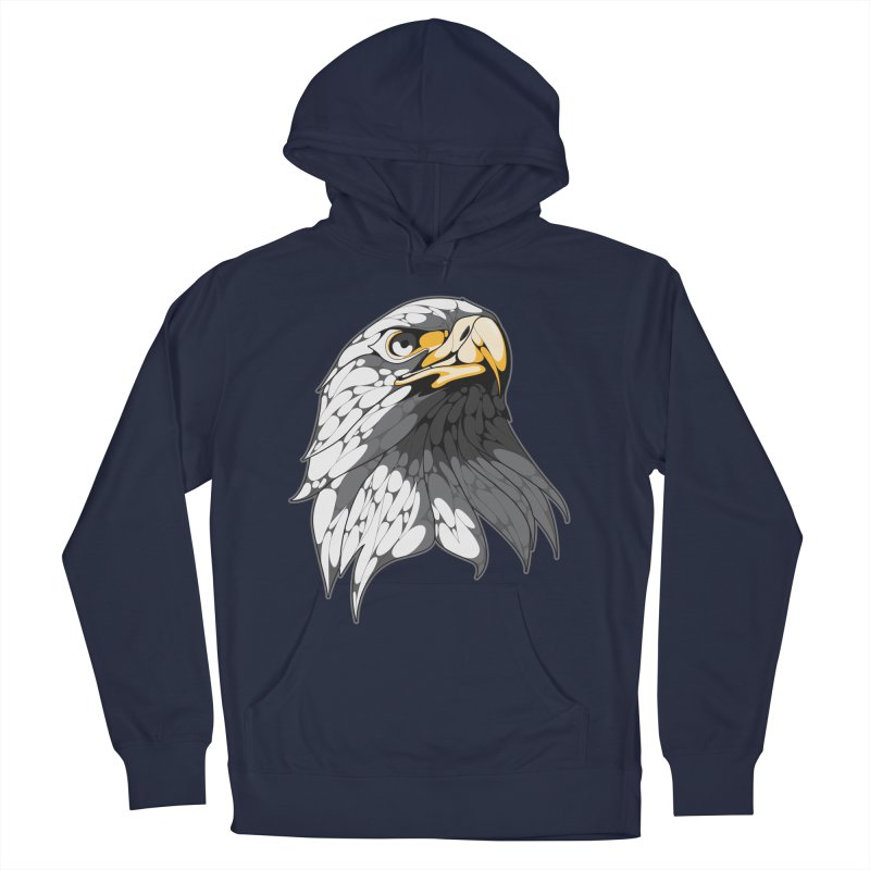 Eagle Women's Pullover Hoody by KUI1981