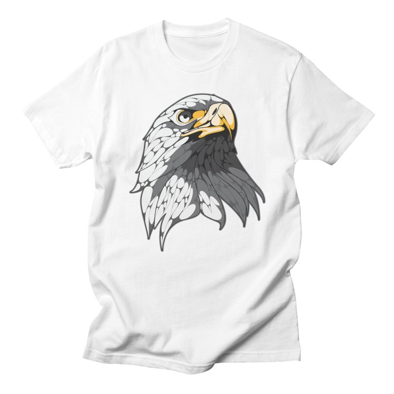 Eagle Men's T-shirt by KUI1981