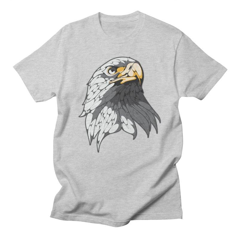 Eagle Men's T-Shirt by KUI1981