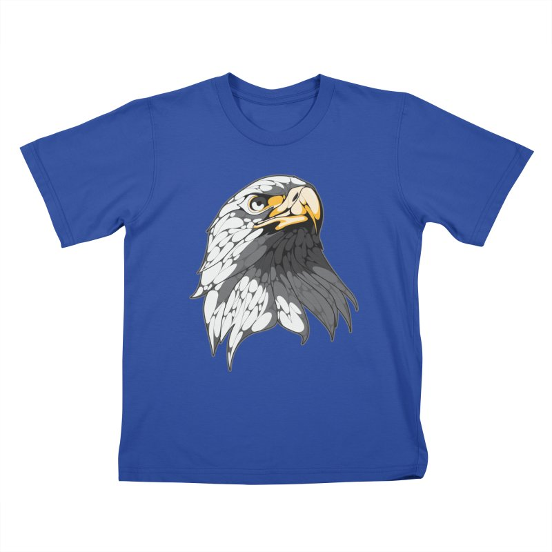 Eagle Kids T-shirt by KUI1981