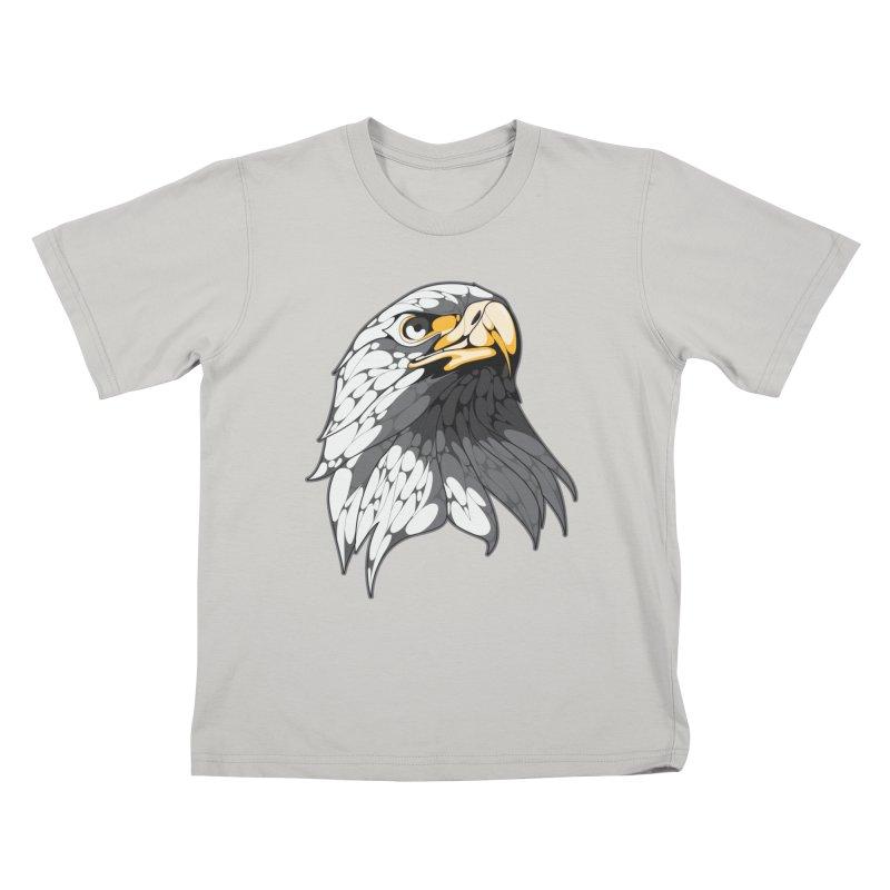 Eagle Kids T-shirt by KUI1981