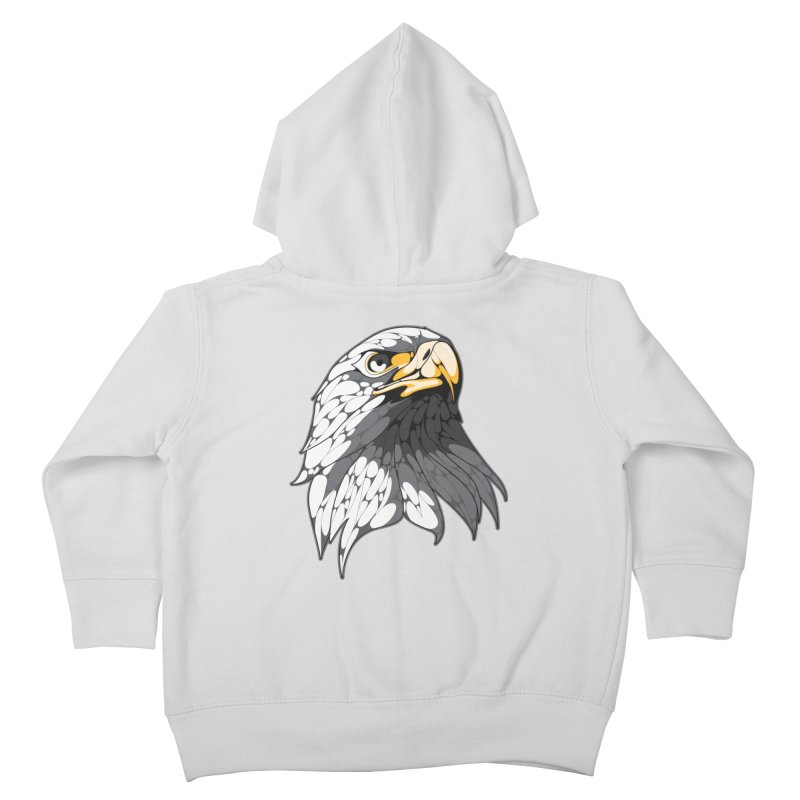 Eagle Kids Toddler Zip-Up Hoody by KUI1981