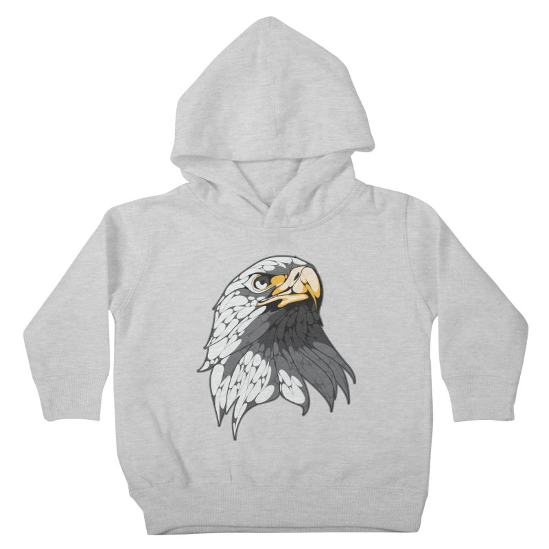 Eagle Kids Toddler Pullover Hoody by KUI1981