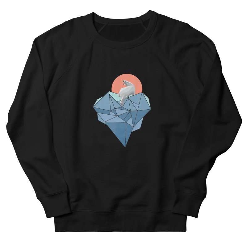 polarbear Women's Sweatshirt by KUI1981