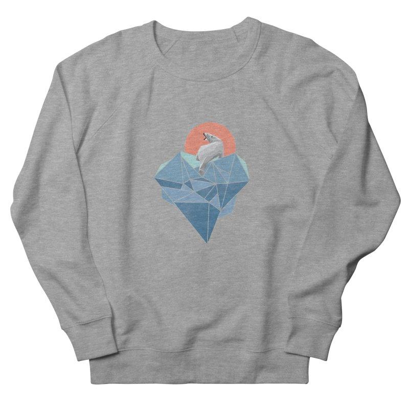 polarbear Men's Sweatshirt by KUI1981