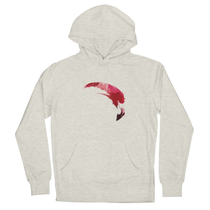 FLAMINGO Men's Pullover Hoody by KUI1981