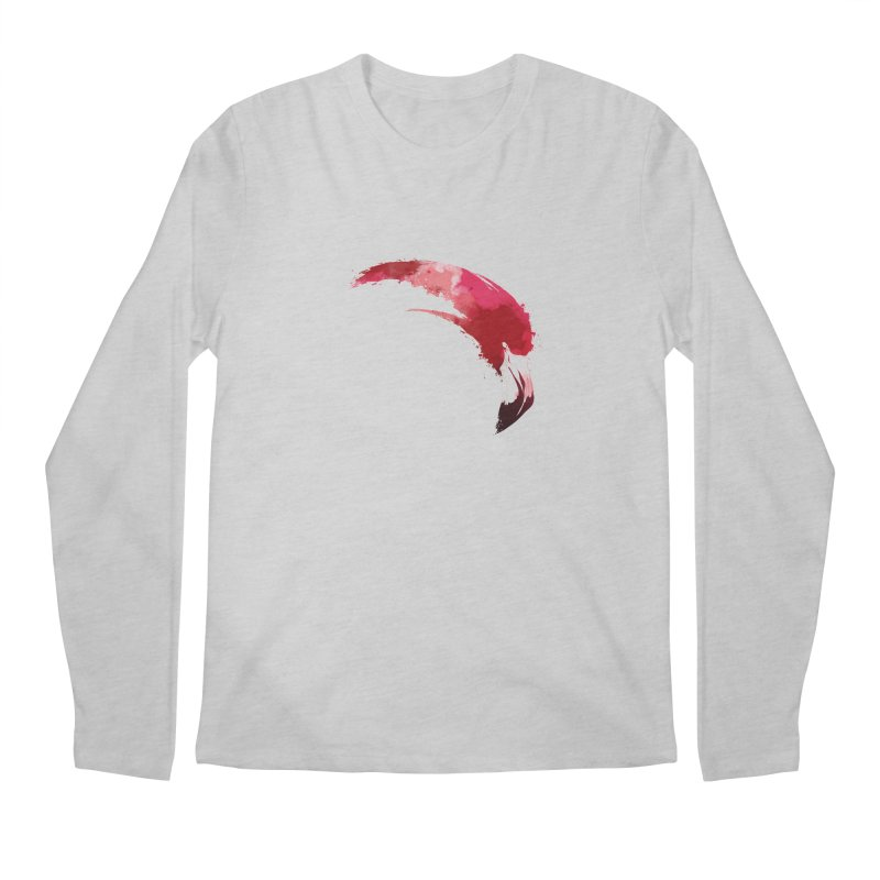 FLAMINGO Men's Longsleeve T-Shirt by KUI1981