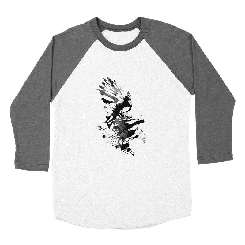 TAKEOFF Women's Baseball Triblend T-Shirt by KUI1981