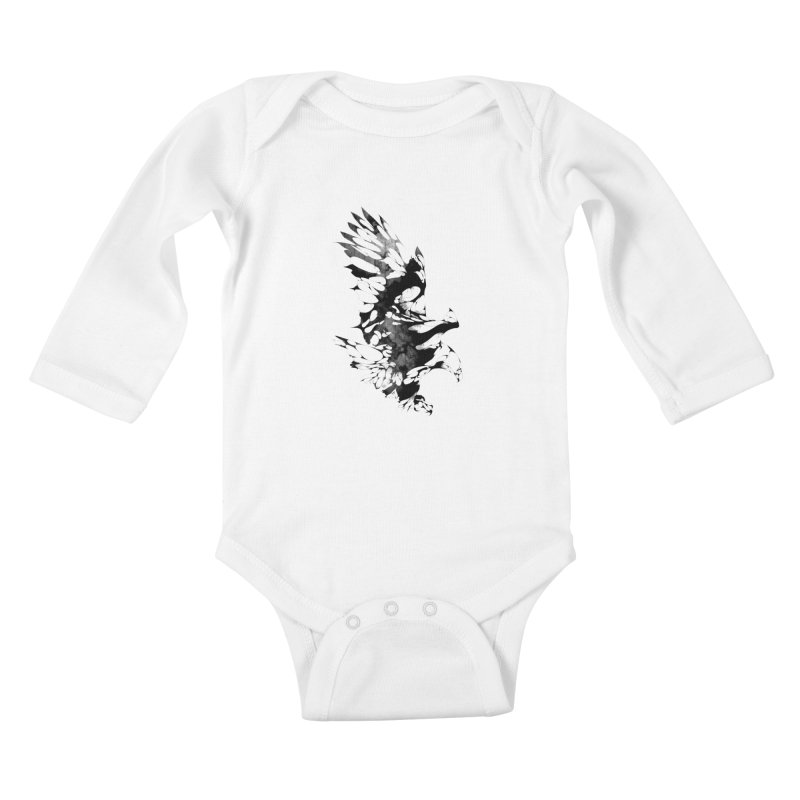 TAKEOFF Kids Baby Longsleeve Bodysuit by KUI1981