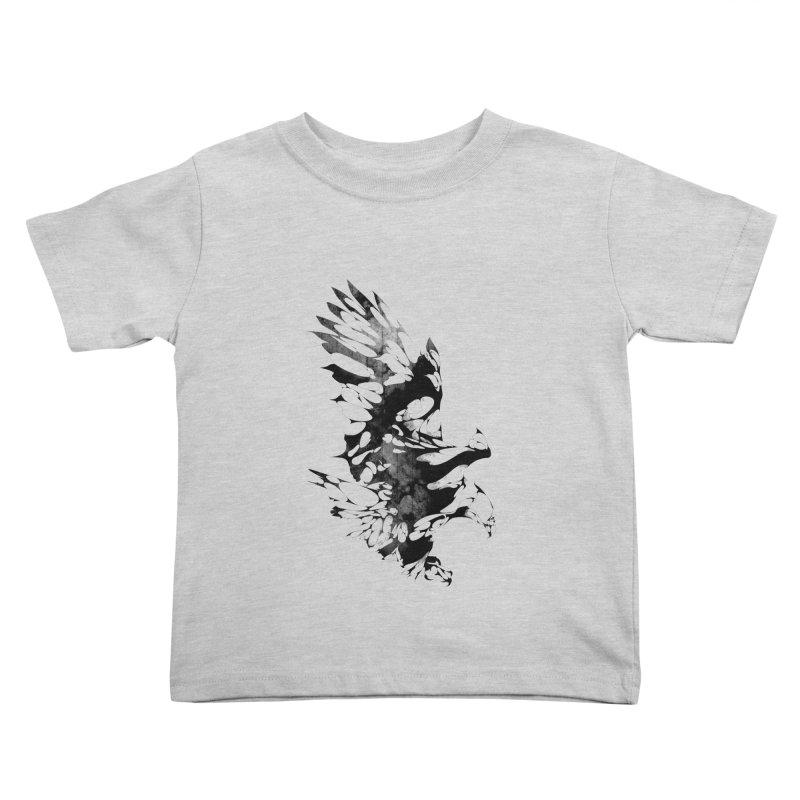 TAKEOFF Kids Toddler T-Shirt by KUI1981