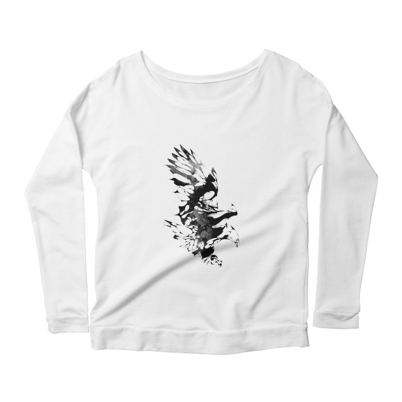 TAKEOFF Women's Longsleeve Scoopneck  by KUI1981