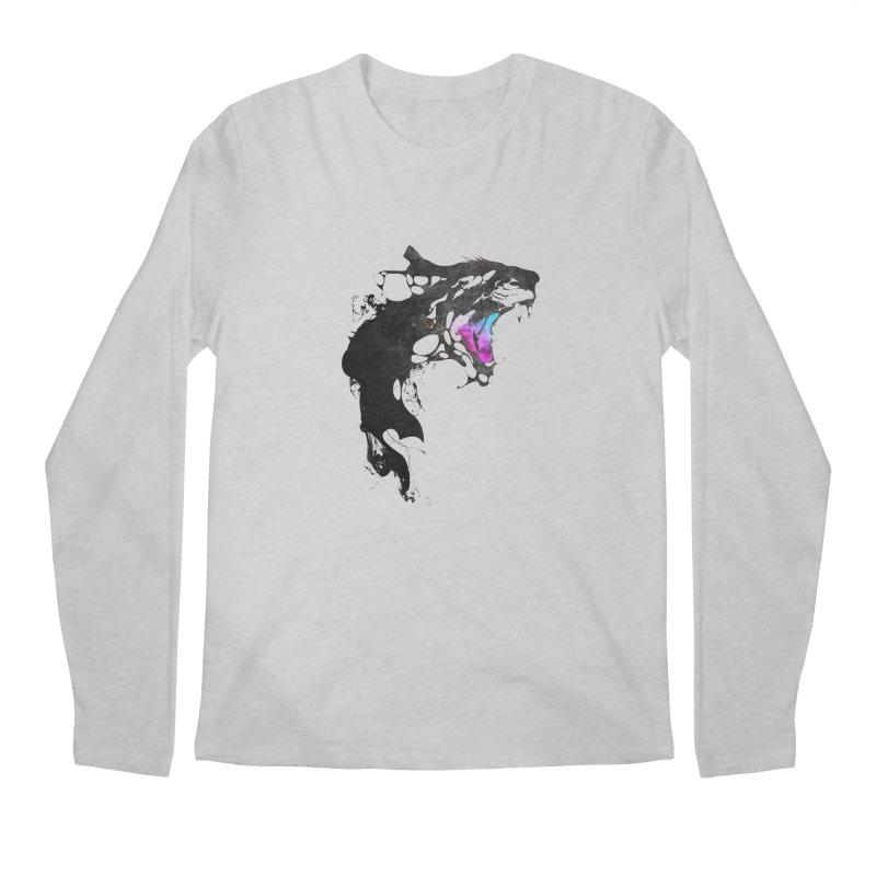 Monster Men's Longsleeve T-Shirt by KUI1981