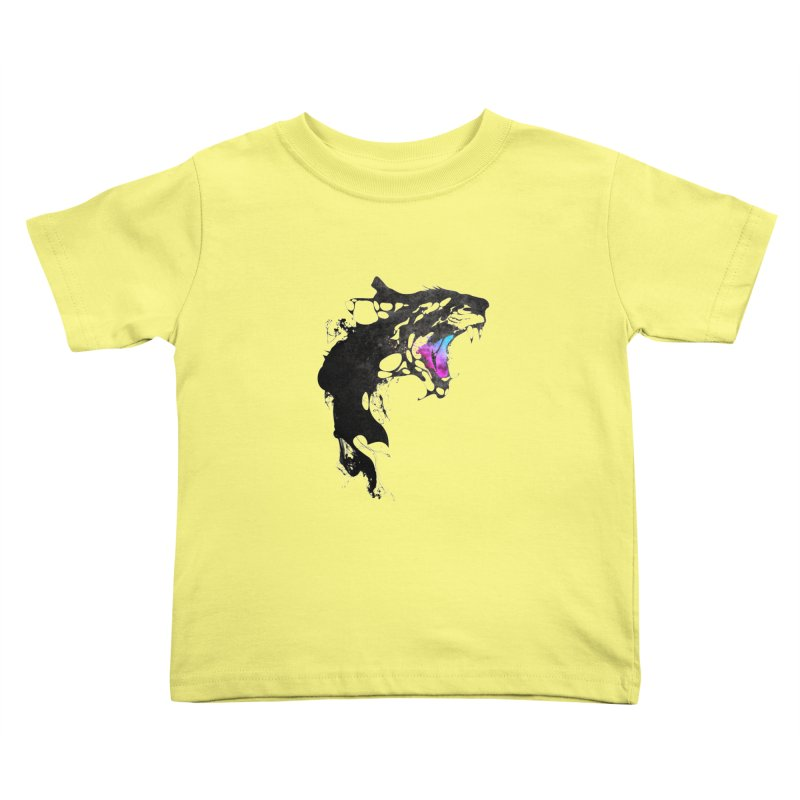 Monster Kids Toddler T-Shirt by KUI1981