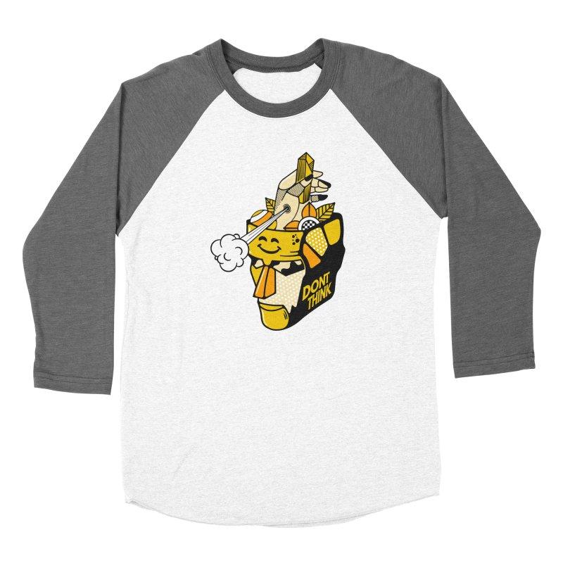 DONT THINK Women's Longsleeve T-Shirt by kukulcanvas's Artist Shop