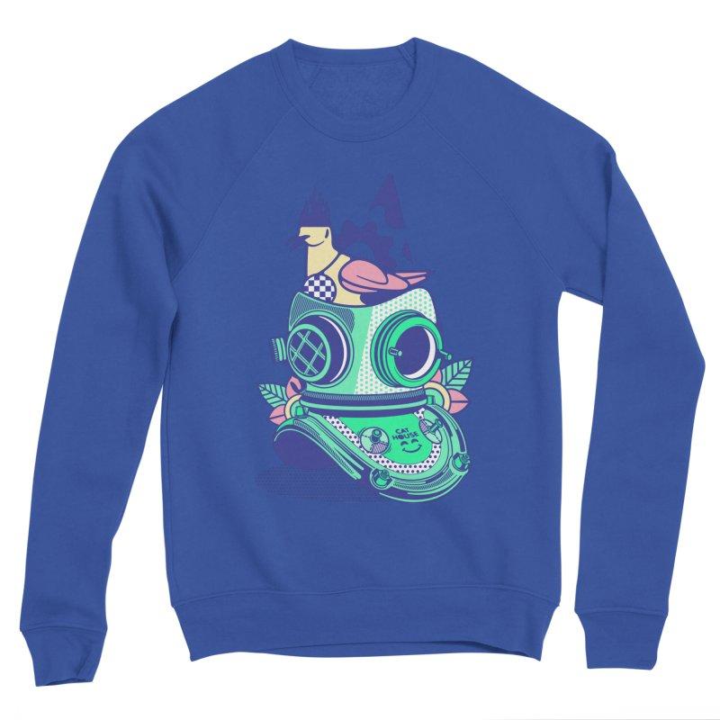 ESCAFANDRA Men's Sweatshirt by kukulcanvas's Artist Shop