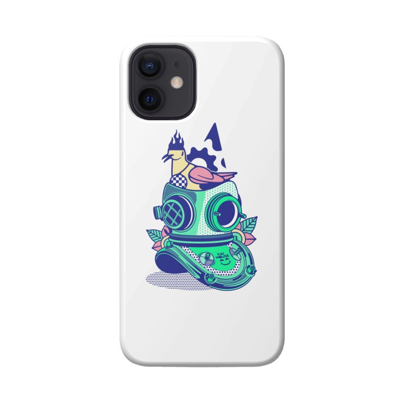 ESCAFANDRA Accessories Phone Case by kukulcanvas's Artist Shop