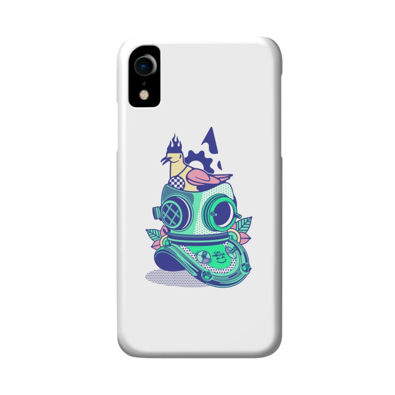 ESCAFANDRA Accessories Phone Case by kukulcanvas's Artist Shop