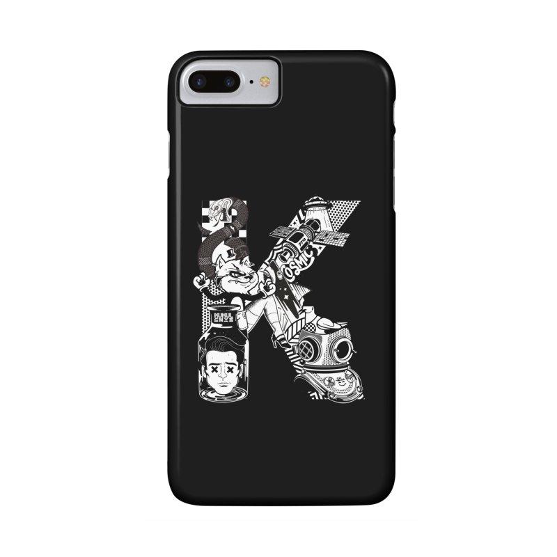 K Accessories Phone Case by kukulcanvas's Artist Shop