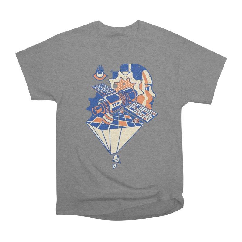 ORBITAL Women's T-Shirt by kukulcanvas's Artist Shop