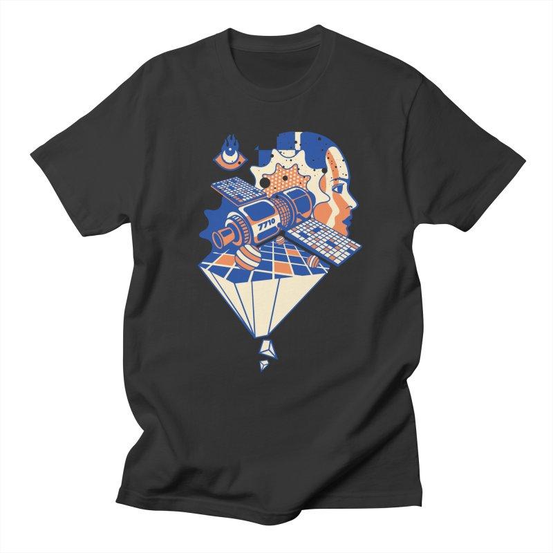 ORBITAL Women's Regular Unisex T-Shirt by kukulcanvas's Artist Shop