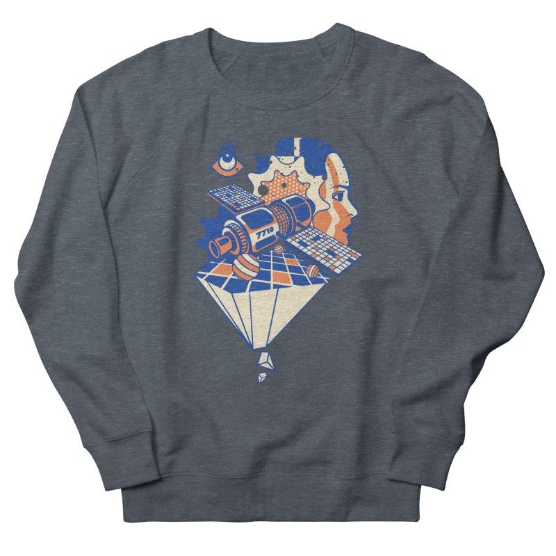 ORBITAL Men's Sweatshirt by kukulcanvas's Artist Shop