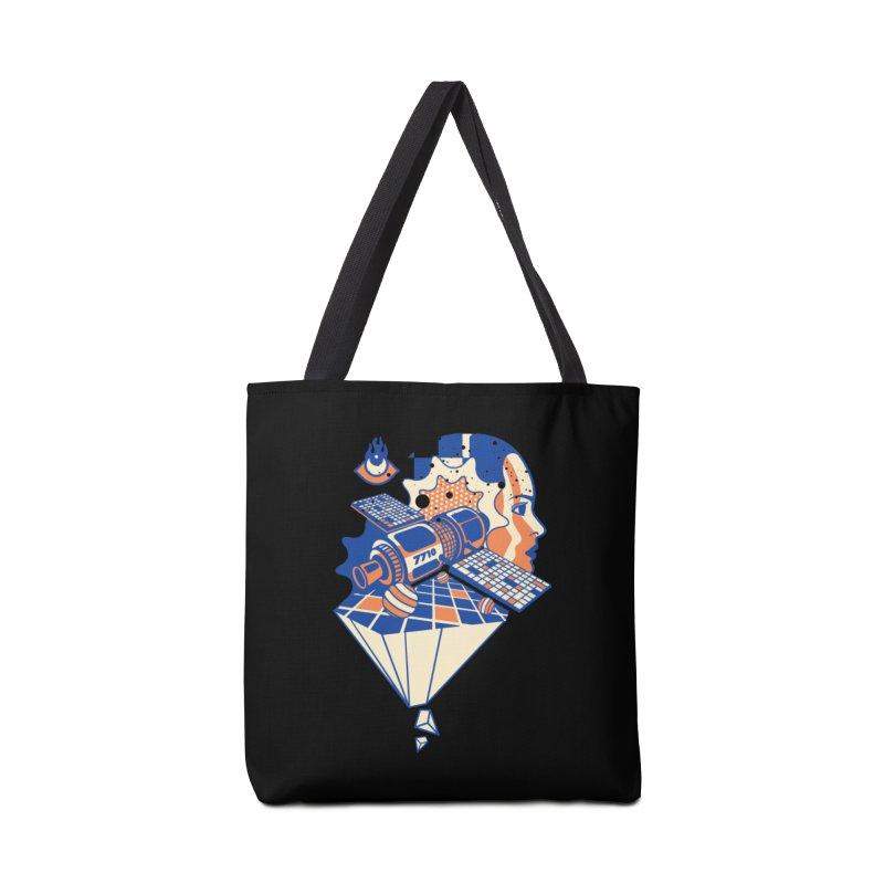 ORBITAL Accessories Bag by kukulcanvas's Artist Shop