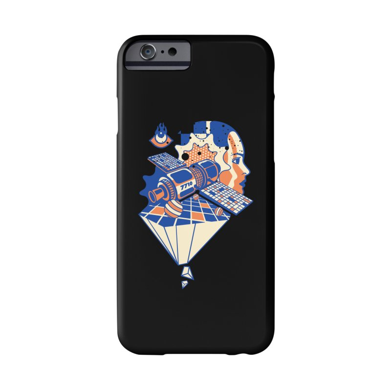 ORBITAL Accessories Phone Case by kukulcanvas's Artist Shop