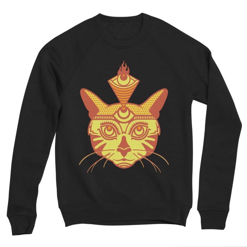 LIGHTCAT Women's Sponge Fleece Sweatshirt by kukulcanvas's Artist Shop
