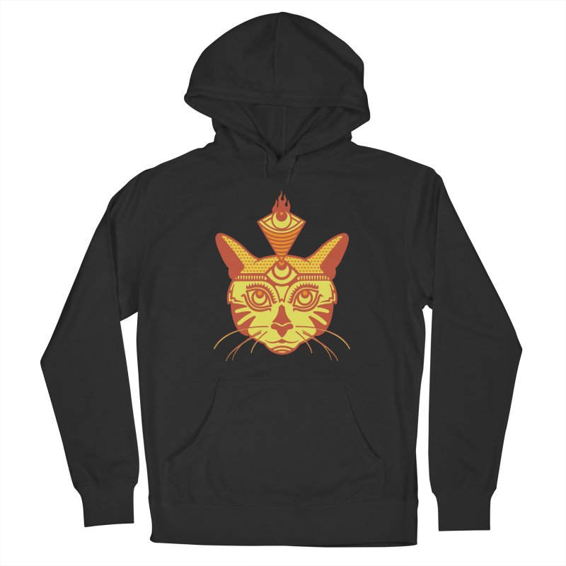 LIGHTCAT Men's Pullover Hoody by kukulcanvas's Artist Shop