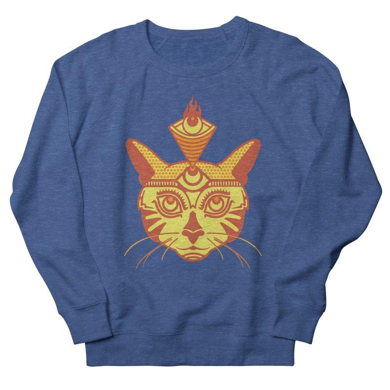 LIGHTCAT Men's Sweatshirt by kukulcanvas's Artist Shop