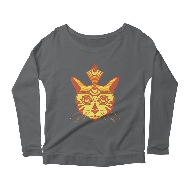 LIGHTCAT Women's Longsleeve T-Shirt by kukulcanvas's Artist Shop
