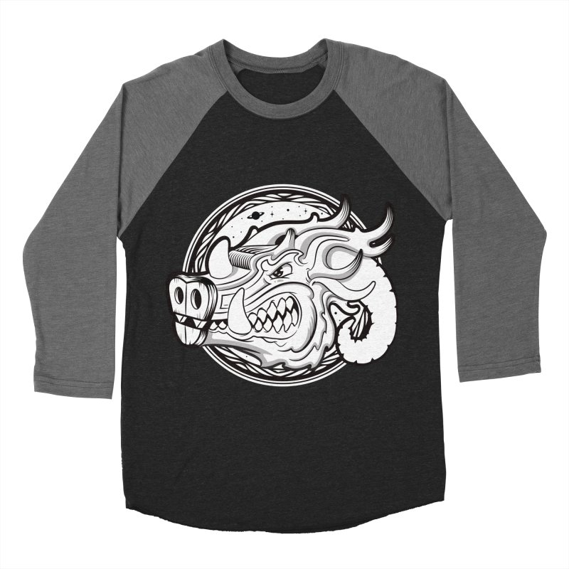 VIKING Women's Longsleeve T-Shirt by kukulcanvas's Artist Shop