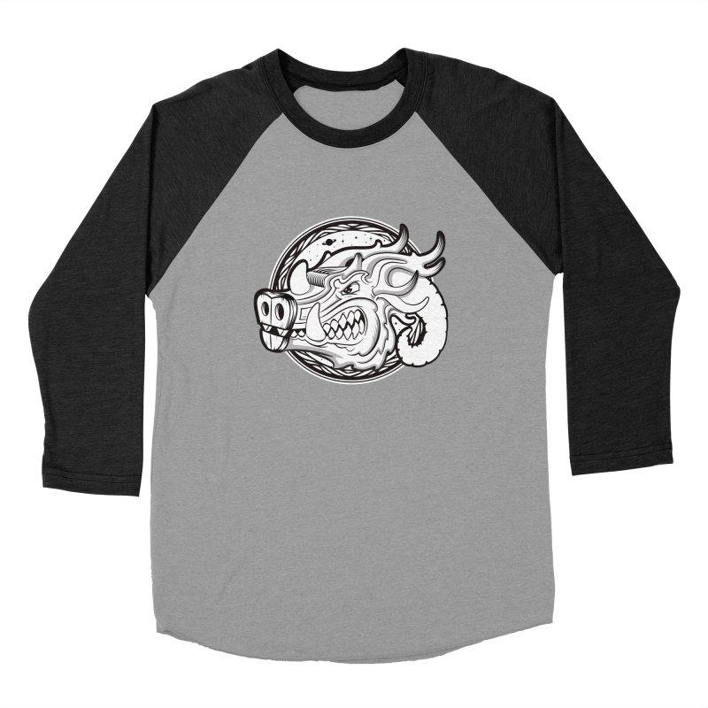 VIKING Men's Longsleeve T-Shirt by kukulcanvas's Artist Shop