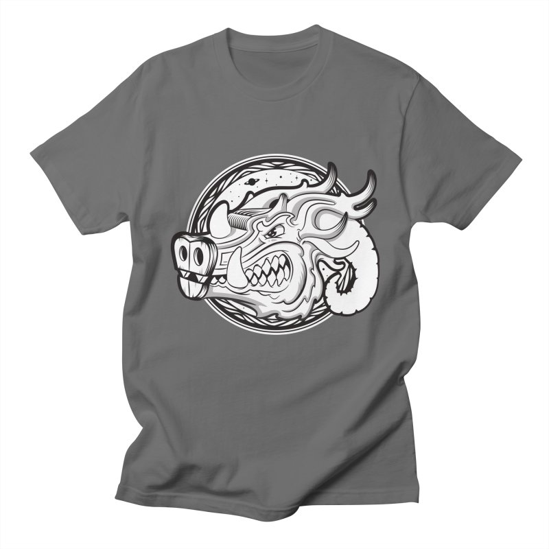 VIKING Women's Regular Unisex T-Shirt by kukulcanvas's Artist Shop
